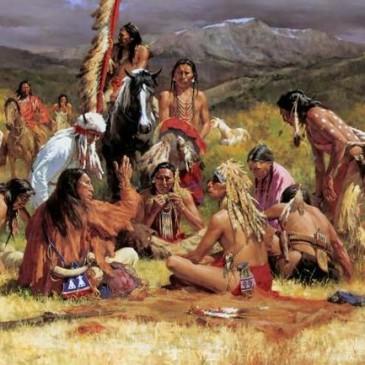 Вяленое мясо по рецепту североамериканских индейцев