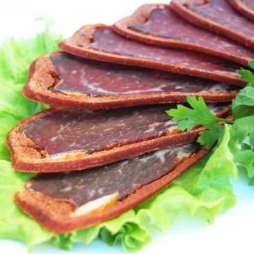 Бастурма (вяленое мясо)